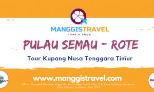 Tour-Kupang-Pulau Semau-Rote