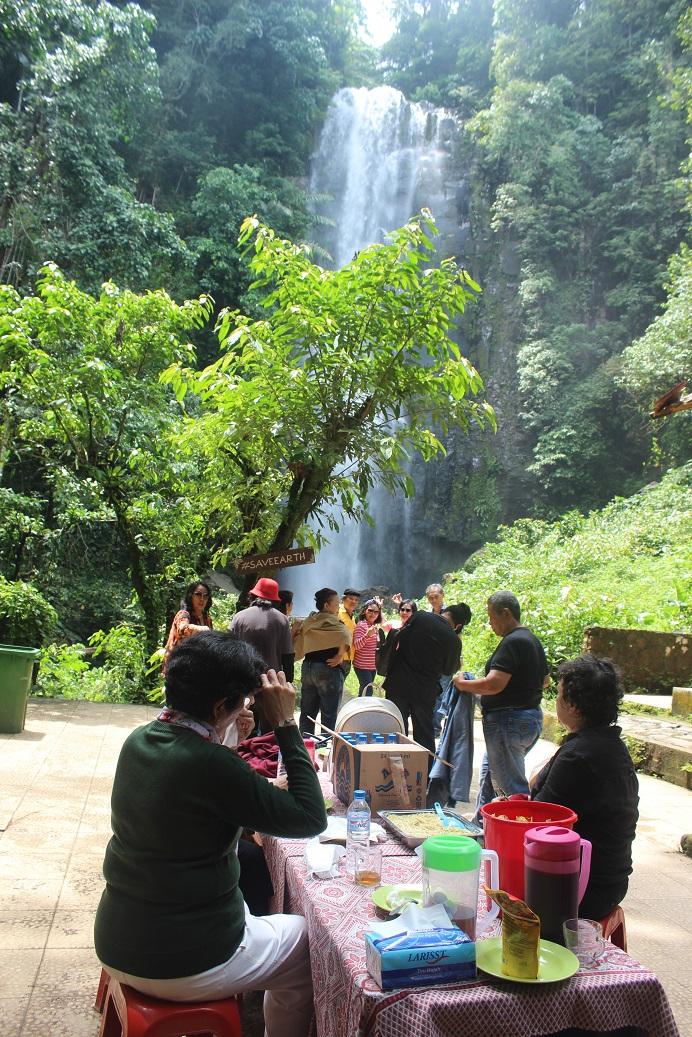 Tour Hari Pertama Kawanua Jatipon
